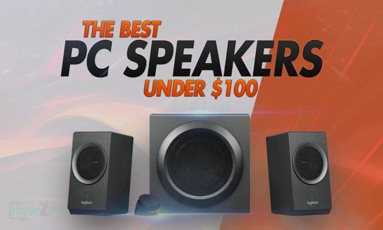 The 16 Best Computer Speakers Under $100 in 2021