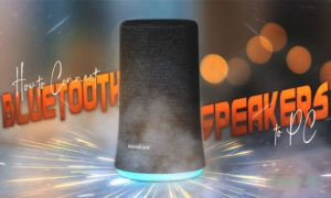 How to Connect a Bluetooth Speaker to a Computer