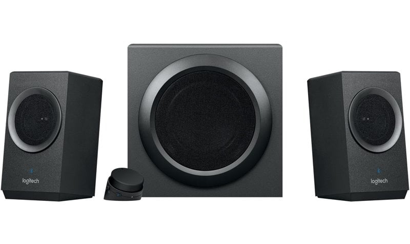 Logitech Z337 - Overall The Best Computer Speakers Under 100