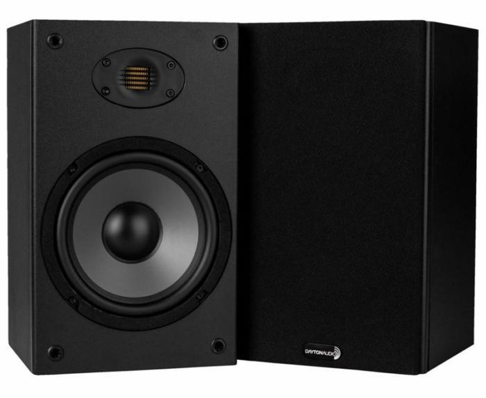 Dayton Audio B652 Air – Best Cheap Bookshelf Speakers