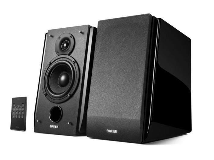Edifier R1850DB – Best Bookshelf Speaker with Bluetooth Under $200