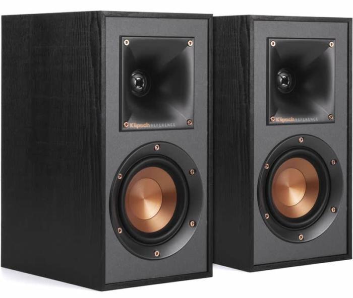 Klipsch R-41M – Best Bookshelf Speaker for PC Under $200