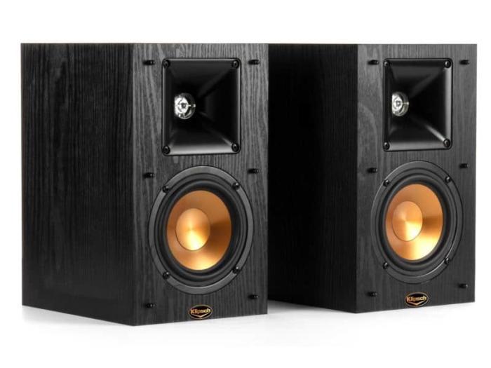 Klipsch Synergy Black Label B-200 - Best Bookshelf Speakers for Home Theatre Under $200