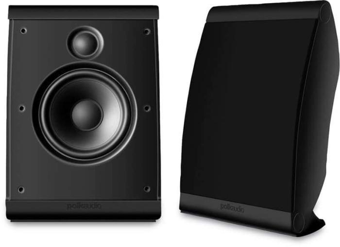 Polk Audio OWM3 – Best Bookshelf Speaker for Wall Mounting