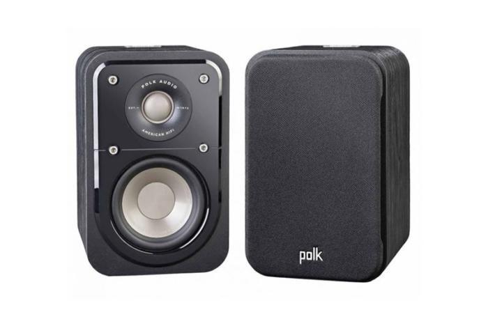 Polk Audio S10 - Best Compact Bookshelf Speakers for Home Theatre Under $200