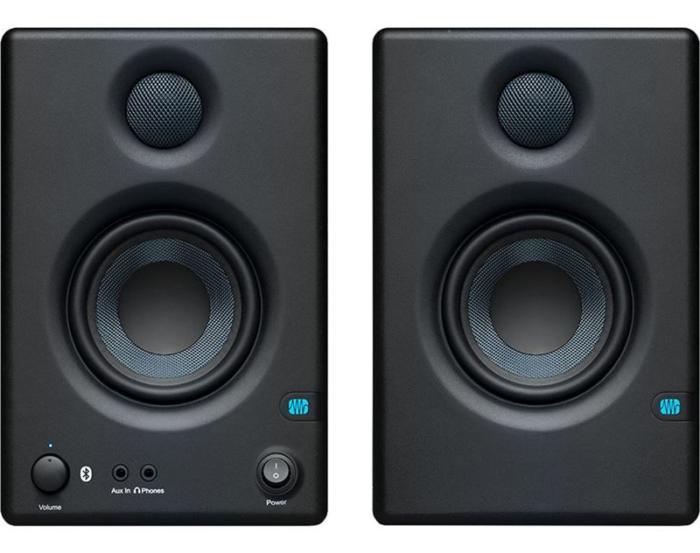 PreSonus Eris E3.5 BT – Best Budget Bookshelf Speakers with Bluetooth