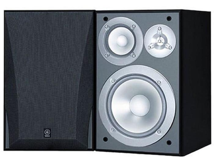 Yamaha NS-6490 – Best Bookshelf Speakers with Bass Under $200