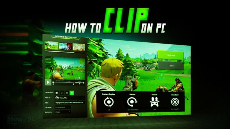 How to Clip on PC – A Beginner Friendly Guide