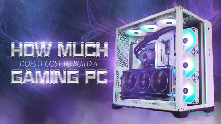 How Much Does it Cost to Build a Gaming PC in 2021 (Each PC Part Explained)