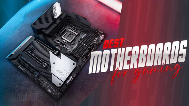 Best Motherboards for Gaming PC in 2021