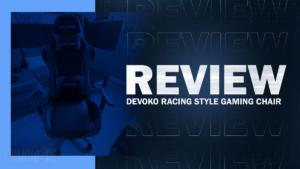 GTRacing Gaming Chair Review GT099