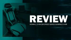 Homall S-Racer Speed Series Gaming Chair Review