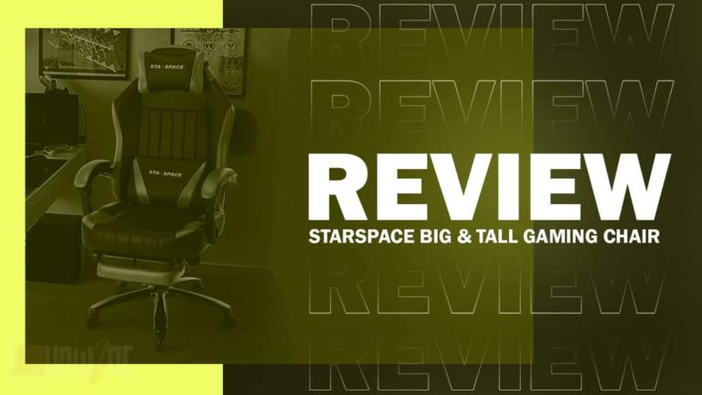 STARSPACE Big & Tall Gaming Chair Review