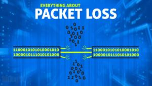 what causes packet loss and how to fix packet loss